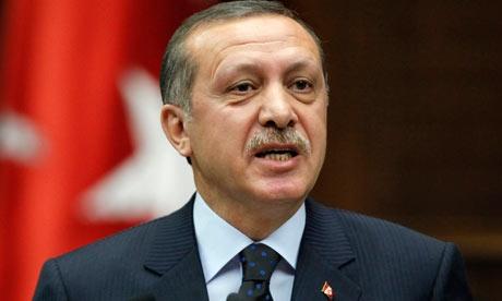 بورتريه رجب طيب أردوغان
