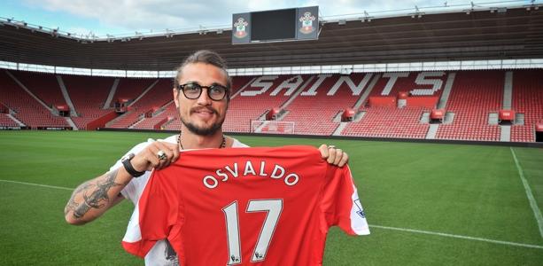 انتر ميلان يضم أوسفالدو من نادي ساوثهامتون