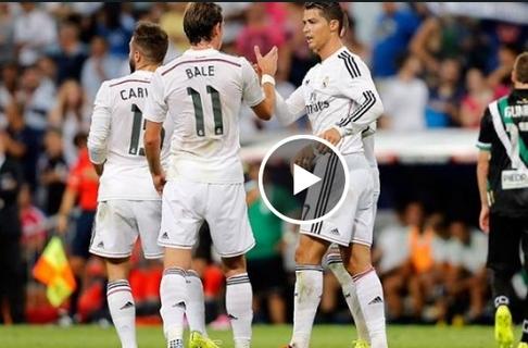 ريال مدريد وقرطبه 2-0