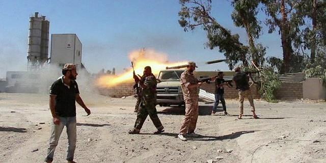 ليبيا: عندما تحلق النسور