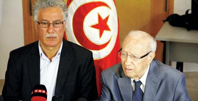 الداخلية التونسية توضح بخصوص مخطط اغتيال السبسي والهمامي