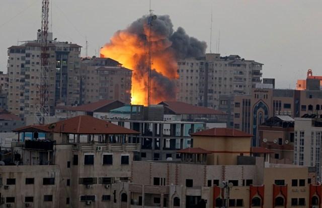 استمرار استهداف الجيش الإسرائيلي للمدنيين بغزة