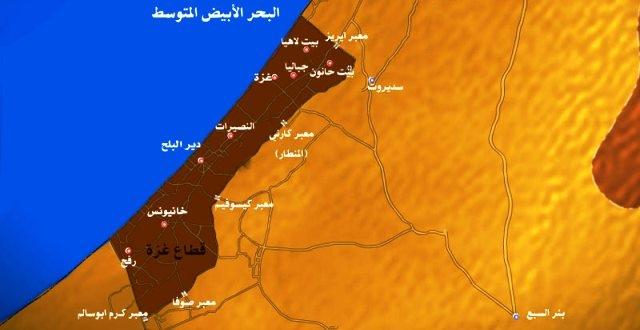 ماذا تعرف عن قطاع غزة؟