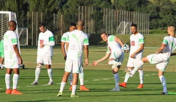 غوركوف يستدعي 31 لاعبا للمنتخب الجزائري