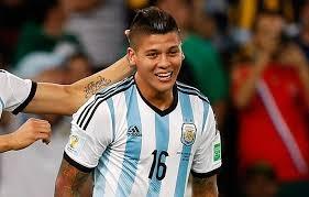 الأرجنتيني روخو سيعد بالانتقال الى مان يونايتد