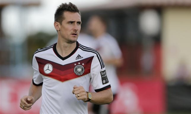 الألماني كلوزه يعتزل اللعب دولياً