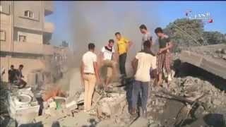 استمرار الغارات الجوية الإسرائيلية