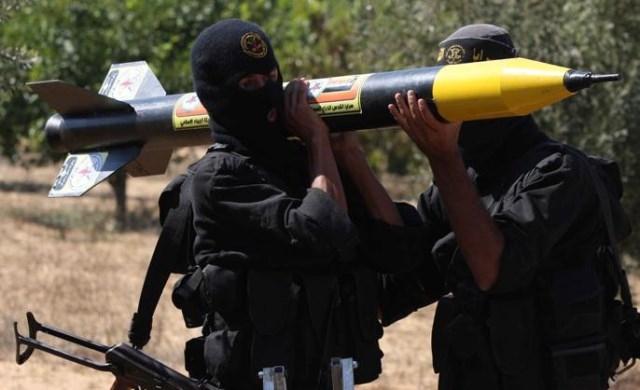 تعرف على أنواع صواريخ المقاومة الفلسطينية في غزة..