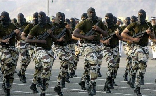 المغرب يرسل فريقاً عسكرياً إلى السعودية
