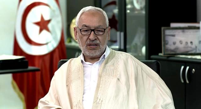 الغنوشي يهنئ عقيلة صالح بانتخابه رئيسا للبرلمان الليبي
