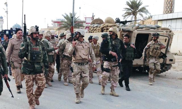 الجيش العراقي يقتل 60 داعشيا في الانبار