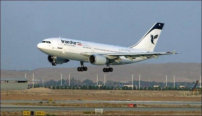 مقتل 39 في تحطم طائرة إيرانية شمال البلاد