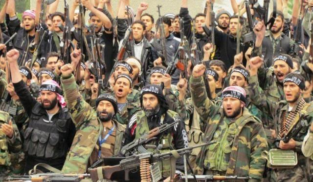 أبرز الفصائل العسكرية المسلحة في سوريا: من يحارب من؟