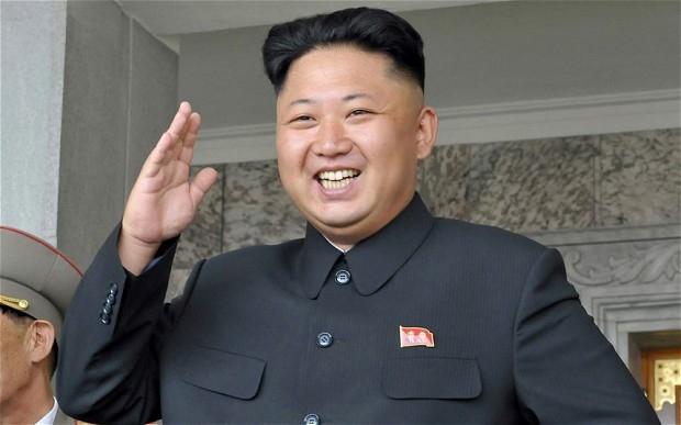 زعيم كوريا الشمالية مشجع وفي لفريق مانشستر يونايتد