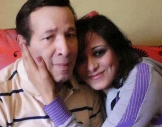 أرملة سعيد صالح تتهم ابنته وطليقته بمحاولة قتلهما