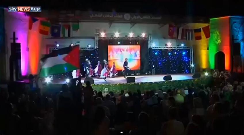 فلسطين ضيف شرف مهرجان بالجزائر