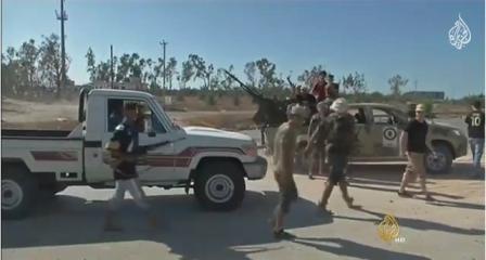 تعمق الانقسام الداخلي في ليبيا