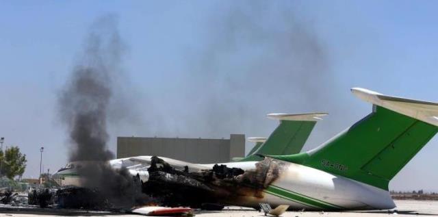 ناصر القدوة : غارات طرابلس شنتها طائرات غير عربية