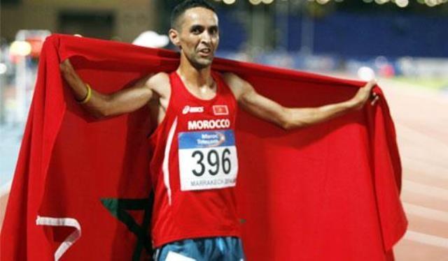 فضية للمغرب في بطولة افريقيا لألعاب القوى