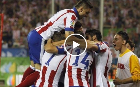 أتلتيكو1-0 ريال مدريد