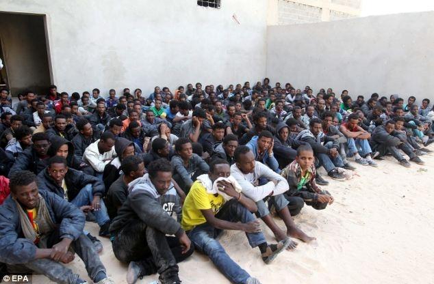 ليبيا تريد دعم الاتحاد الأوروبي لمكافحة الهجرة السرية