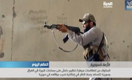 تزايد المخاوف من سيطرة داعش