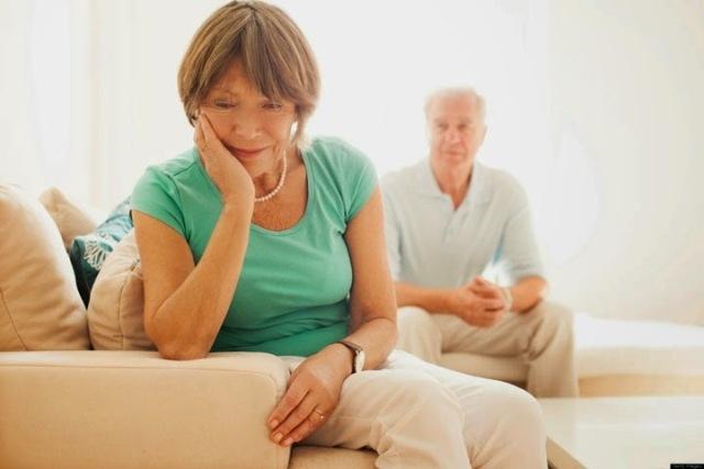 متلازمة الزوج المتقاعد تصيب النساء