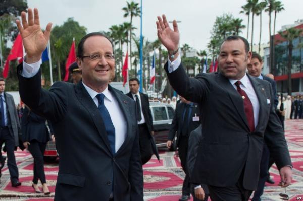 الملك يطلب من الرميد ترحيل سجناء صوب فرنسا لاعتبارات إنسانية