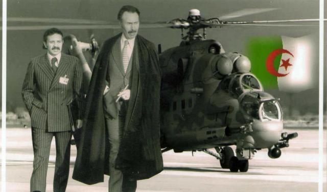 وثيقة أمريكية: الملك  الحسن الثاني طلب الحماية للرئيس الجزائري الهواري بومدين
