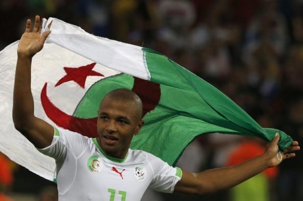 ابراهيمي: كورغوف مدرب جيد للمنتخب الجزائري