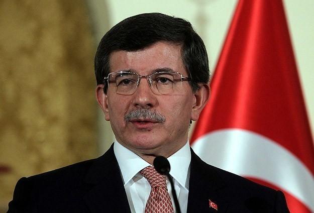 أغلو يعلن تشكيلة حكومته التركية الجديدة