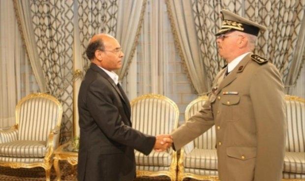اسماعيل الفتحلي رئيسا لأركان الجيش خلفا لمحمد صالح الحامدي