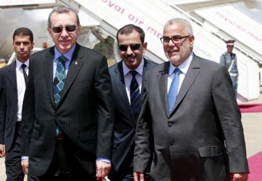 بنكيران يمثل الملك في حفل تنصيب رئيس تركيا الجديد