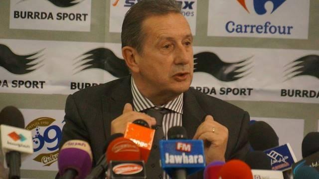 مدرب المنتخب التونسي يكشف عن جهازه الفني