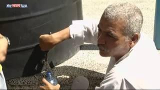 النازحون الأكثر تضررا من حرب غزة