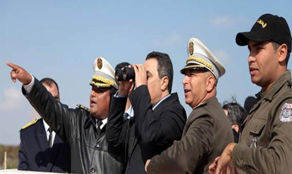 هاجس السيطرة على الحدود التونسية يخيم على محادثات هاتفية بين جمعة و عدد من قادة الدول