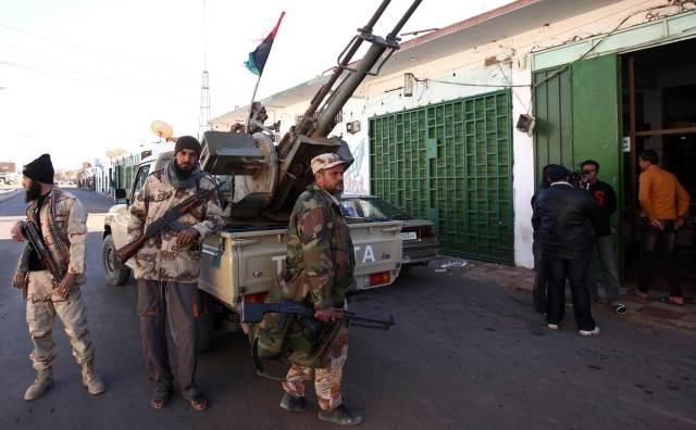 سفارة المغرب في ليبيا في مرمى نيران الميليشيات