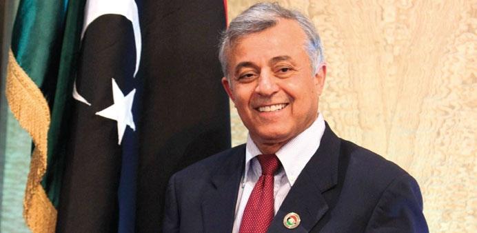 ليبيا: أبو سهمين ينتقد انعقاد البرلمان بطبرق