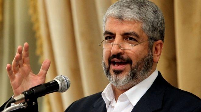 مشعل يؤكد رفض أي محاولة لنزع سلاح حماس