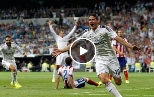 ريال مدريد 1-1 الأتلتيكو