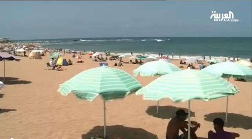 فصل الصيف..علاقة المغاربة بالبحر
