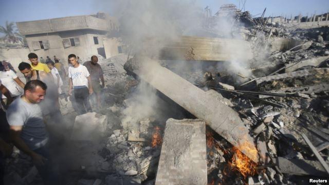 استشهاد فلسطينيين بينهم ثلاثة من قادة القسام