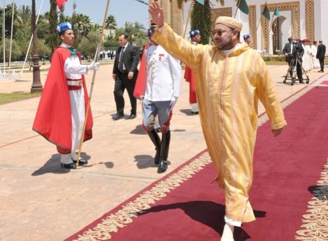 عفو ملكي على 292 شخصا بمناسبة احتفال المغرب بذكرى ثورة الملك والشعب