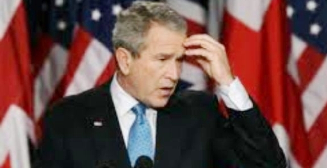المدركات الإستراتيجية الأمريكية تجاه الجزائر - إدارة جورج ولكر بوش نموذجا-