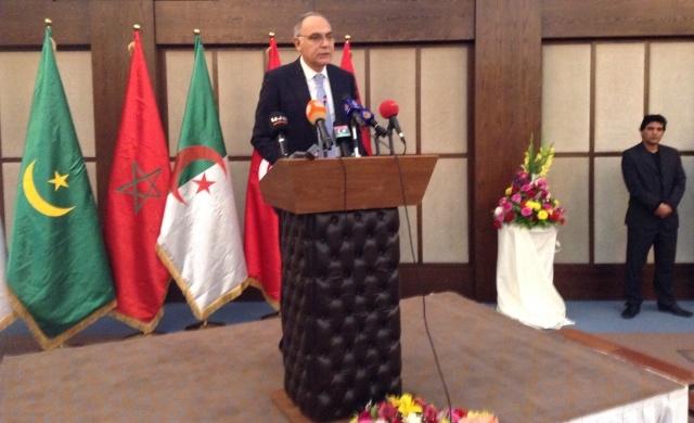 مزوار: الجزائر ترهن مستقبل المنطقة المغاربية وشعوبها بسبب نزاع الصحراء