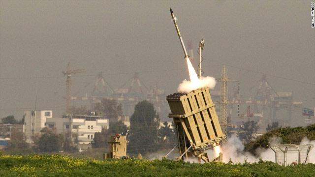 الكونغرس تقر تمويل القبة الحديدية لإسرائيل