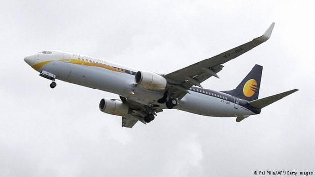 طائرة هندية تهبط بسرعة فائقة بعد نوم الطيار
