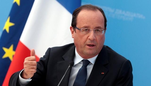 هولاند يدعو الأمم المتحدة للتحرك في ليبيا