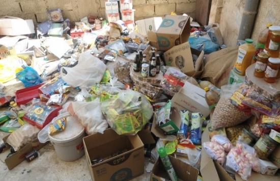 مصالح مختصة تحجز 50 طنا من المواد الغذائية الفاسدة بالدارالبيضاء