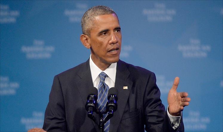 باراك أوباما يتعهد بمعاقبة تنظيم داعش